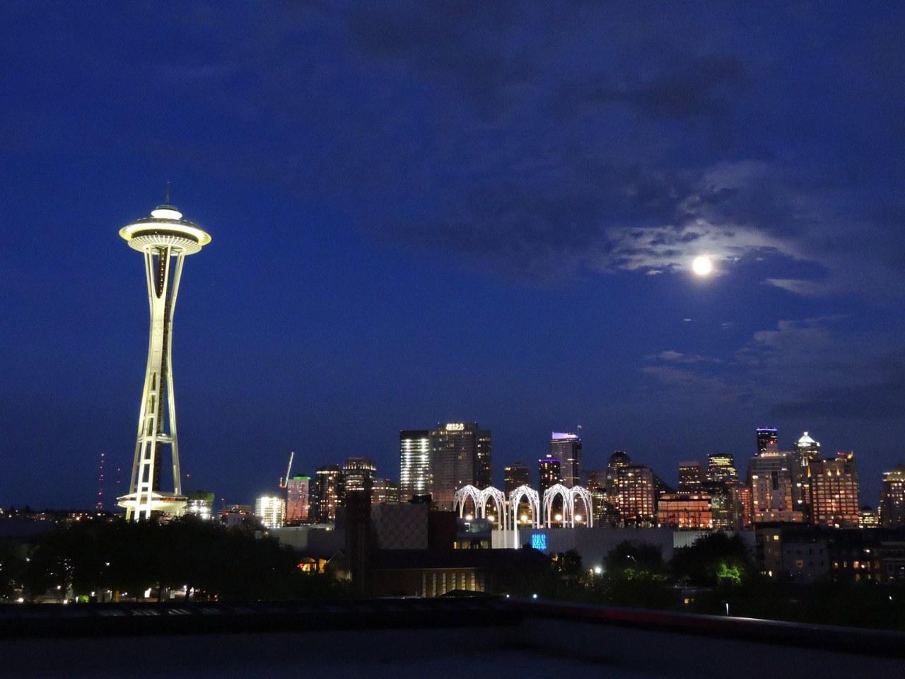 Seattle – Foi amor à primeiravista!!!!