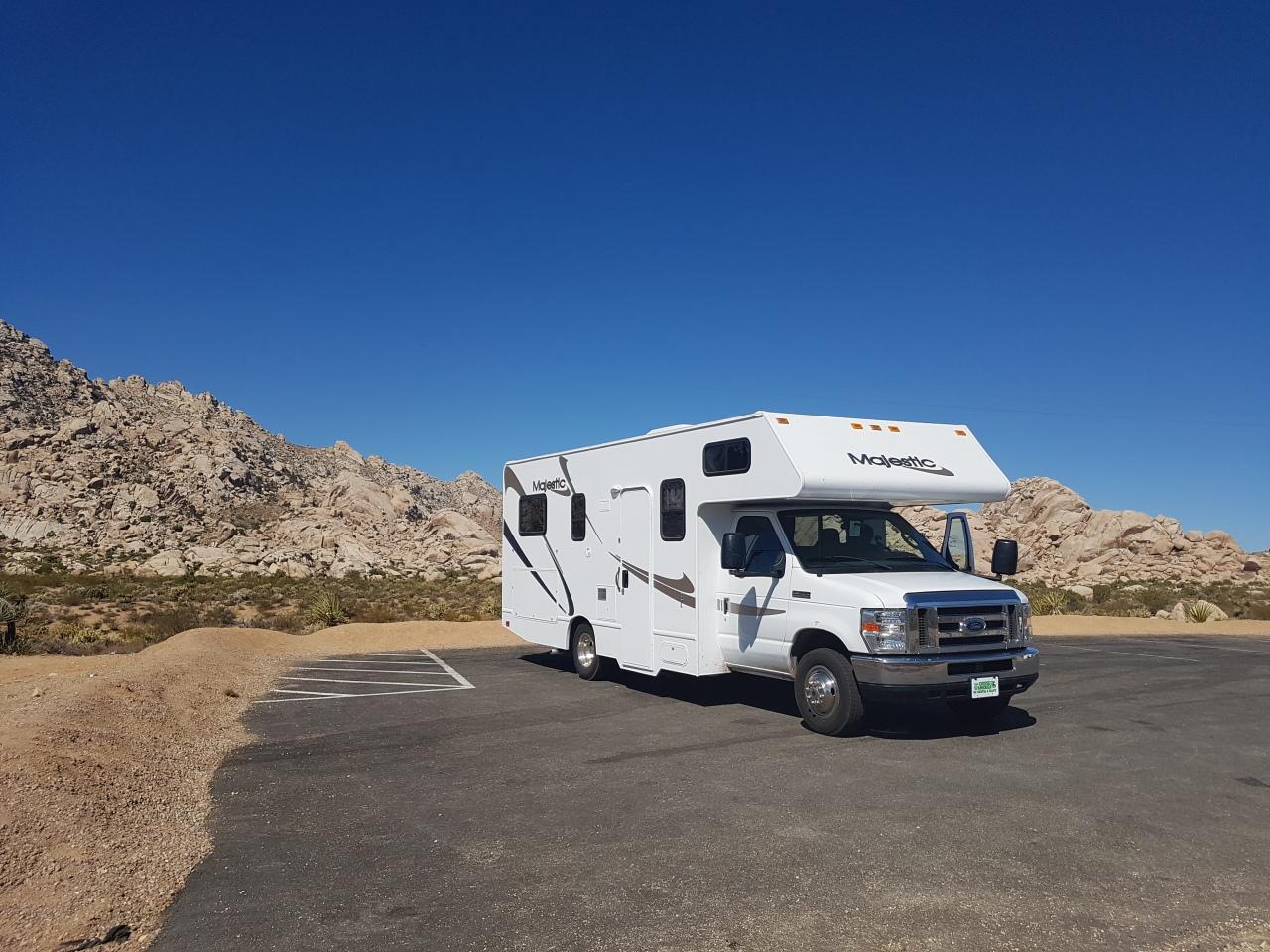 Se aventurando de RV pelos EUA – dicas de como viajar de RV(motorhome).